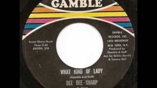 Dee Dee Sharp - What Kind of Lady