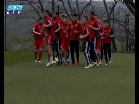 Soccar Hungary News_Ekushey Television Ltd. 03.06.16