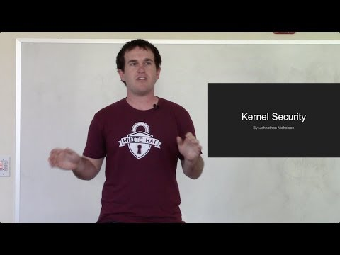 Kernel Security
