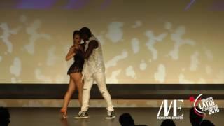 Enah & Carolina, Kizomba Extremo III | SLE 2016 #0812-13