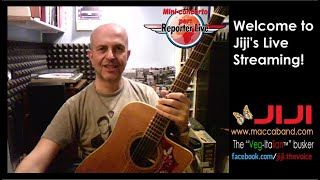 Jiji's first Facebook LiveStream Concertino - May 2, 2020 #lockdownperformance, #staysafe!
