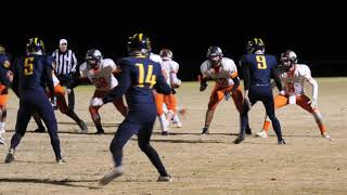 Clarke County Sports Game of the Week 11 8 2019