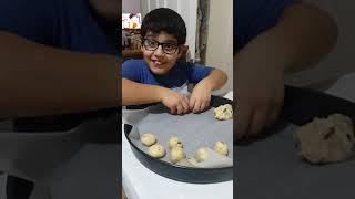 Elmalı kurabiye .7 yaşındaki çocuk bile yapar😉