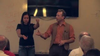 FREE NLP TRAINING - How To Control Your Subconscious Mind |David Snyder Pt 2