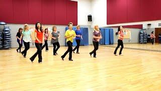 Hey Let's Dance - Line Dance (Dance & Teach in English & 中文)