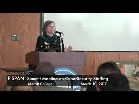 P-SPAN #563: Merritt College: CyberSecurity Staffing