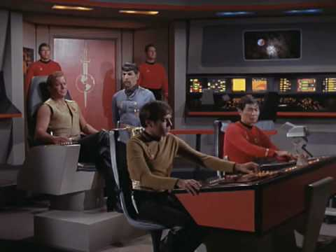 Star Trek - Attempted Assassination
