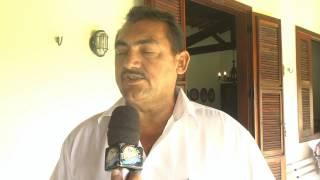 José Orlando - Fala como recebeu o município de Itaiçaba