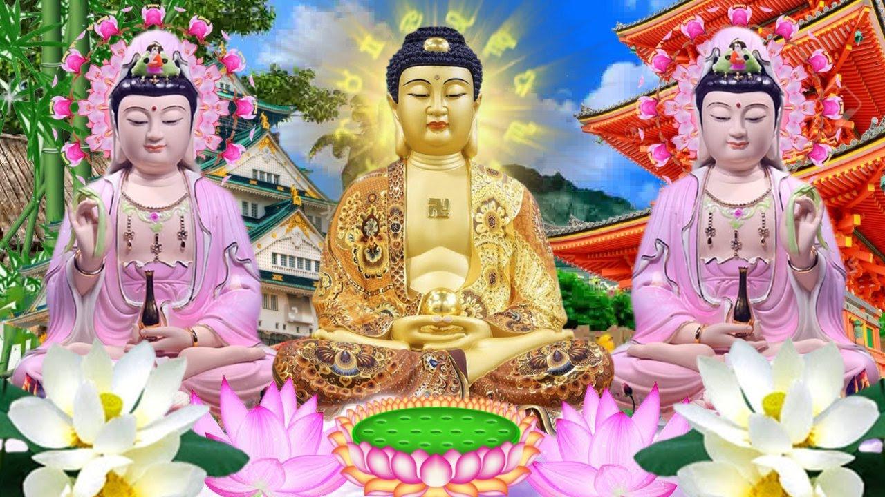 """Tối 12 Âm Hãy Nghe Kinh Này Phật Tổ Phù Hộ """"TÀI LỘC ĐẾN NHÀ"""" Gia Đạo An Yên Ngủ Ngon!"""