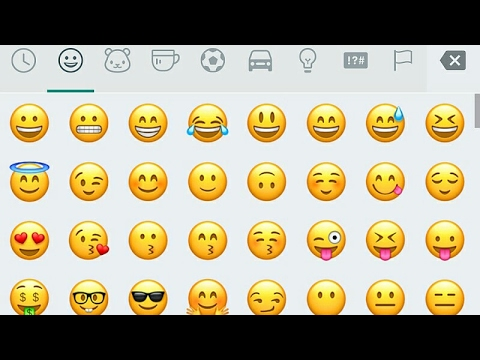 How To Get IOS 10.2 Emoji On Any Android Device!(no Root)