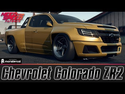 Need For Speed Payback Chevrolet Colorado Zr2 Race Build Screw
