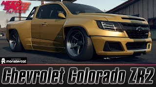 Need For Speed Payback: Chevrolet Colorado ZR2 Race Build   SCREW THIS V6 GIVE ME DIESEL