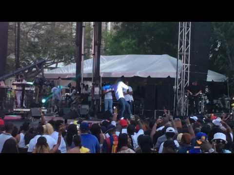 Jahmiel - Where Were U - Live at Best of the Best 2017