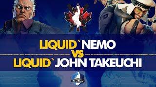 LIQUID`Nemo (Urien) vs LIQUID`John Takeuchi (Urien) - Canada Cup 2019 Pools - CPT 2019