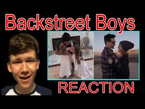 "Backstreet Boys - No Place ( Music Video Reaction ) [ ""Emotional"" ]"
