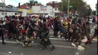 Jab Jab Jouvert band - Brooklyn NYC - September 5, 2016