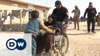 القوات العراقية تواصل تقدمها في الموصل  | الأخبار