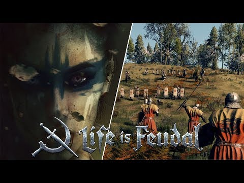 LIFE IS FEUDAL | Defendiendo el Reino de Mayoria