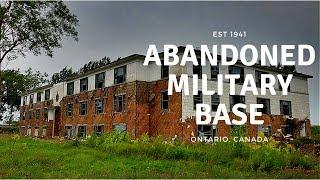 Urban Exploration: Abandoned Military Base