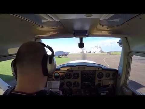 GoPro: PPL training - Leicester - Northampton Sywell