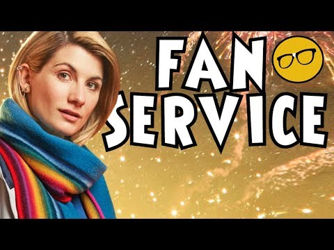 Doctor Who Too PC for Fans and Christmas. Engage Fan Service