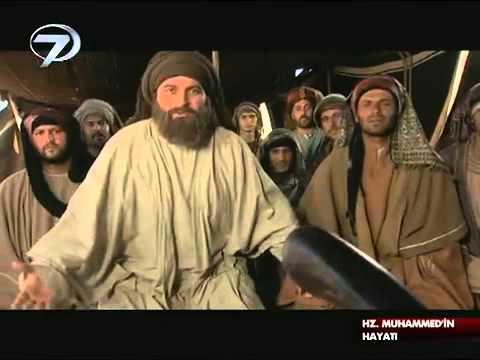 Hz. Muhammed (S.A.V.) Hayati Film Bölüm.15-16