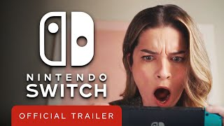 Nintendo Switch - Annie Murphy Enjoys The Perfect Rainy Day Official Trailer