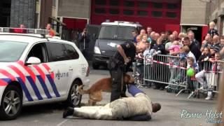 Open dag Brandweer Ambulance Politie SLotlaan Capelle a/d IJssel 2012