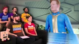 Conan's Apocalyptic Fallout 4 Cold Open Commercial!