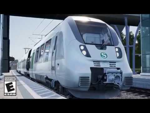 Train Sim World: Rapid Transit available to pre-order now