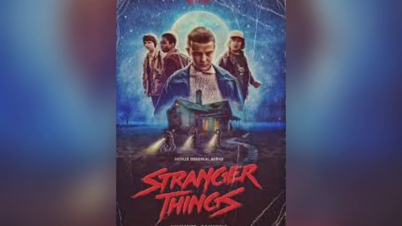 Stranger Things  capítulo 1 Temporada 1