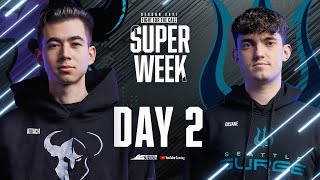 Call Of Duty League 2021 Season | Stage I Super Week | Day 2
