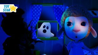 New 3D Cartoon For Kids ¦ Dolly And Friends ¦ Babies Play Hide and Seek with Real Ghost #156