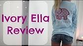 14d8d9358c33c1 5 10 · HAUL   GIVEAWAY    Ivory Ella