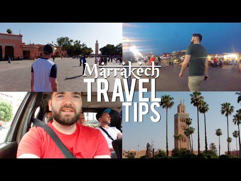 TOP 5 TRAVEL TIPS: MARRAKECH 🇲🇦