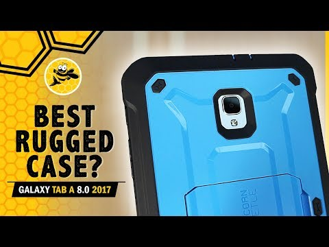Best Rugged Case For Galaxy Tab A 8 0 2017 Tablet You