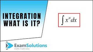 what is integration in calculus