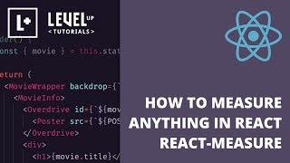 How To Measure Anything In React