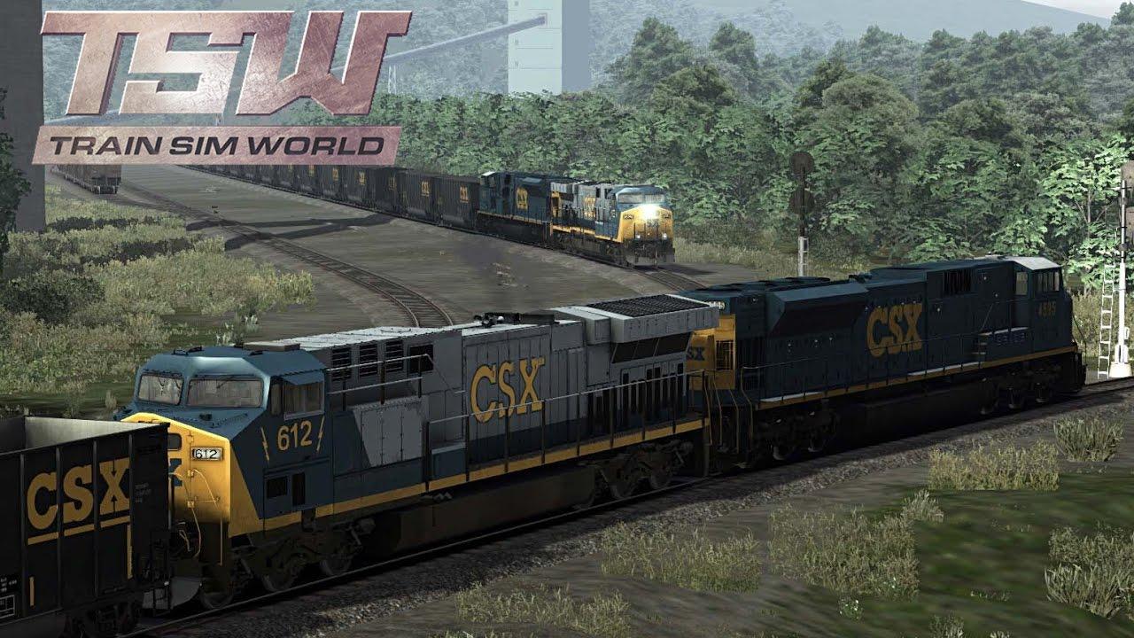 TRAIN SIM WORLD #01 ★ Sand Patch Summit ★ Beta Gameplay [Deutsch/HD]