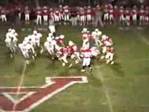 1990 Ainsworth vs Rock County Football Game