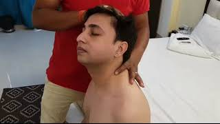 Chiropractic on full body in india by Dr. Rajneesh kant 9308511357