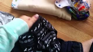 Fluff Mail!: Cloth Diaper Mini Haul