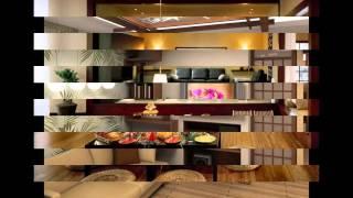 Дизайн гостиной в японском стиле.