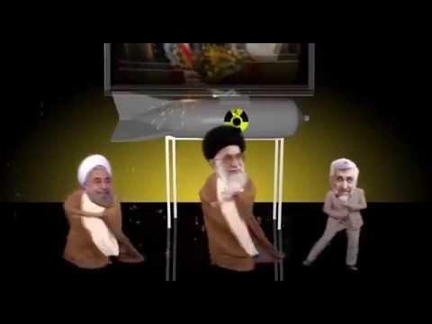 Iran Musical Comedy – Khamenei & Rouhani nuclear negotiation very funny