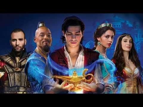 Soundtrack #11 | Friend Like Me (End Title) [feat. DJ Khaled] | Aladin (2019)