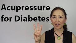 Acupressure Points for Diabetes - Massage Monday #280