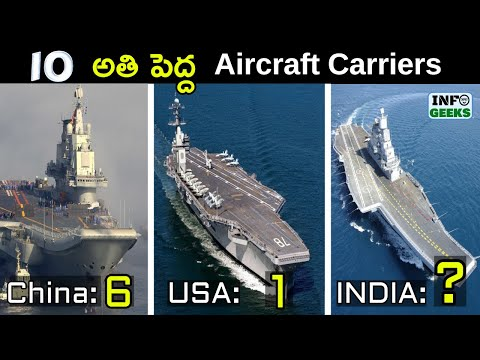 10 LARGEST AIRCRAFT