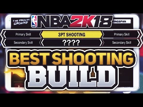 BEST GUARD SHOOTING BUILD NBA 2K18!😱 BEST DUAL ARCHETYPE! ANKLE BREAKER/DIFFICULT SHOTS! MYPARK
