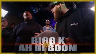 BIGG K VS AH DI BOOM RAP BATTLE - RBE