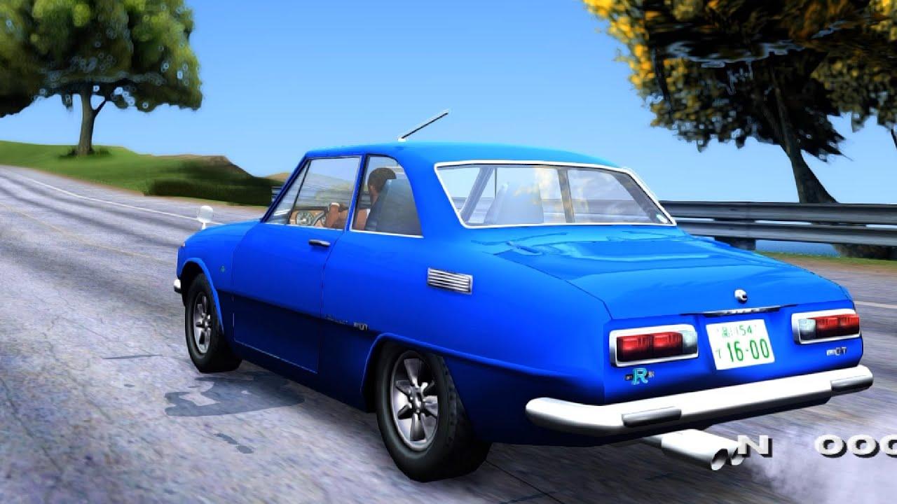 Isuzu Bellett GT R - GTA San Andreas